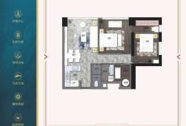 雲境尚邸|爵士大廈|羅湖市中心|鐵路核心關口地段