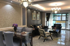 嘉湖君悅_肇慶 首期10萬 鐵路沿線 香港銀行按揭 (實景航拍)