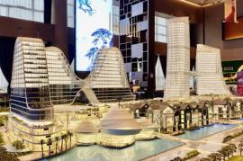 東西匯文藝廣場_珠海|首期5萬(減)|鐵路沿線物業|香港銀行按揭