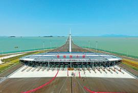 珠澳廣場_珠海|港珠澳大橋關口上蓋物業