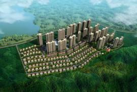恆大山湖郡 首期10萬 鐵路沿線優質物業 香港銀行按揭