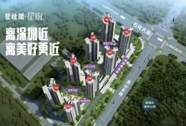 碧桂園星悅 首期10萬 大型屋苑 即買即住 香港銀行按揭